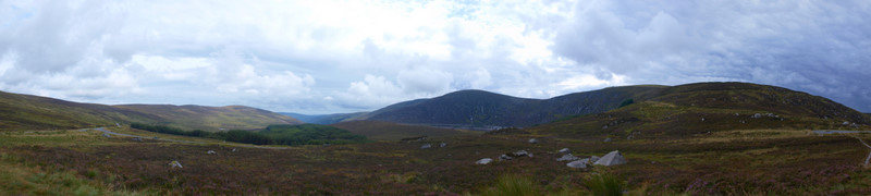 De Wicklow Mountains